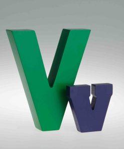 alpha-art-letter-v