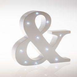 Light Up - Up in Lights Alphabet Letter (Upper Case)-1238