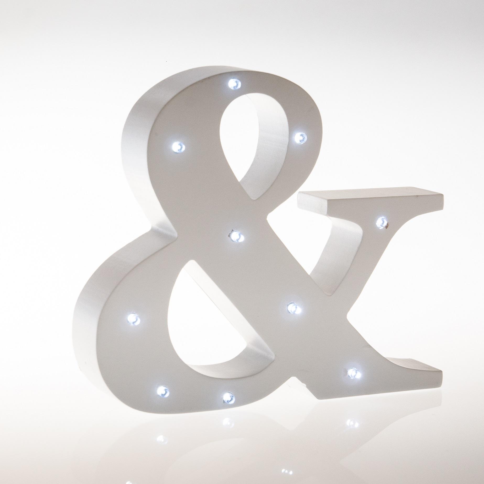 Light Up – Up in Lights Alphabet Letter (Upper Case)-1238