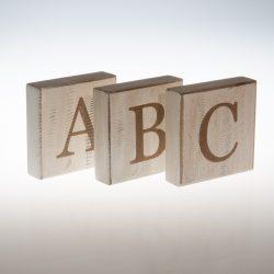 7cm - Alphabet Block Letter-0