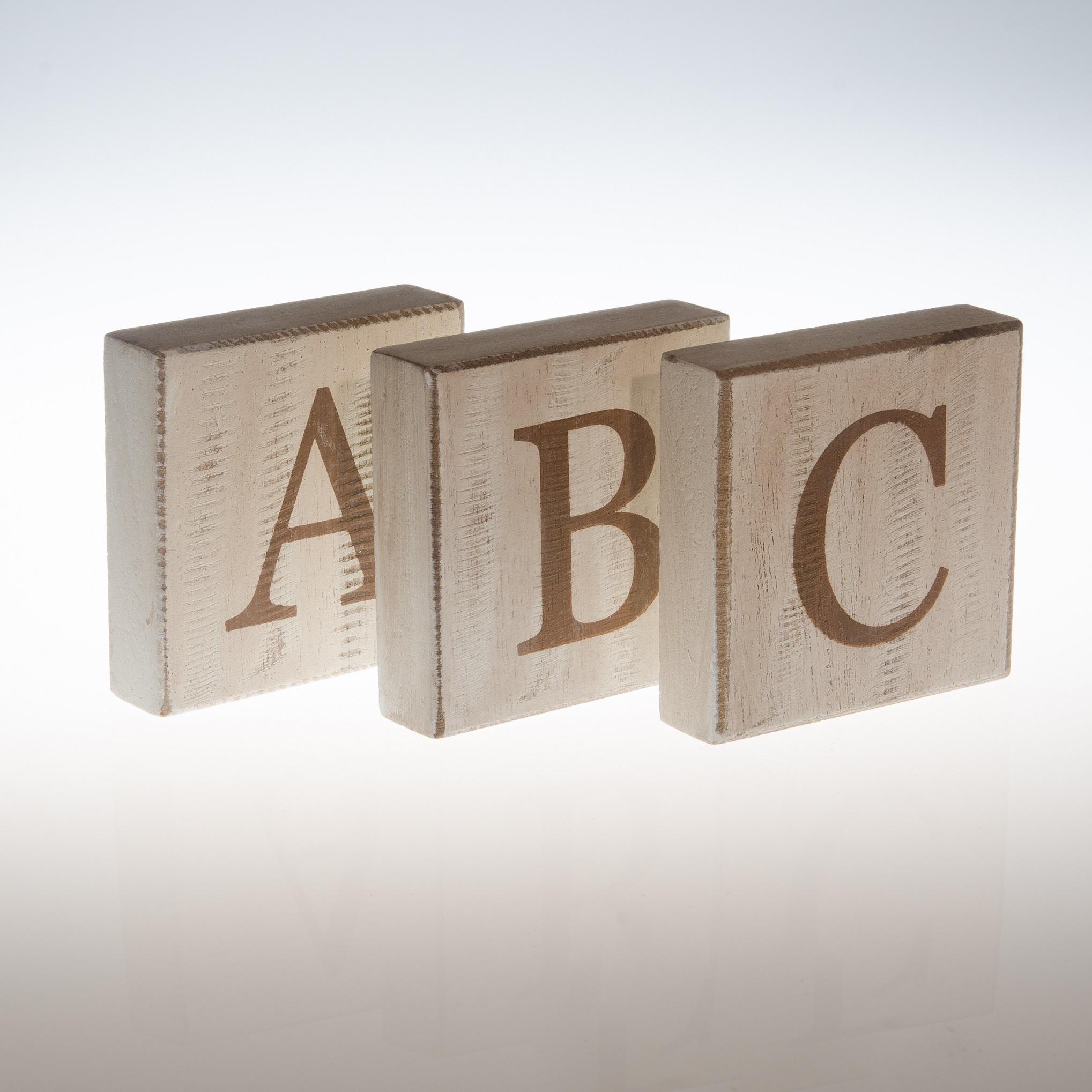 7cm – Alphabet Block Letter-0