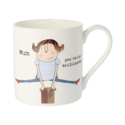 Rosie Made a Thing Mum You're The Brilliantest Mug