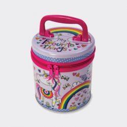 Unicorn Favourite Things Zipped Storage Tin