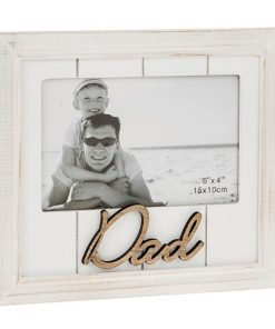 One Word Frame Dad