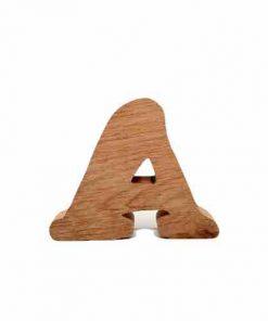 8cm-oak-letter