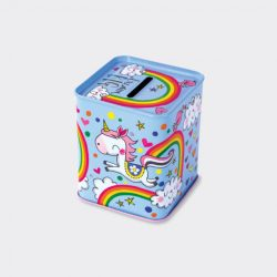 Unicorn Money Box Back
