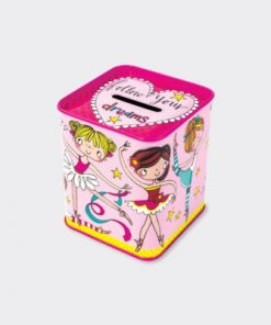 Ballerina Money Box