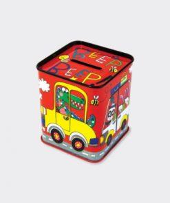 Beep Beep Cars Money Box