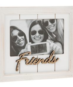 One Word Photo Frame Friends