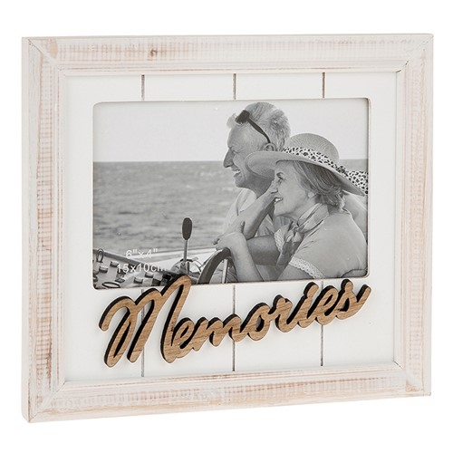 One Word Photo Frame Memories