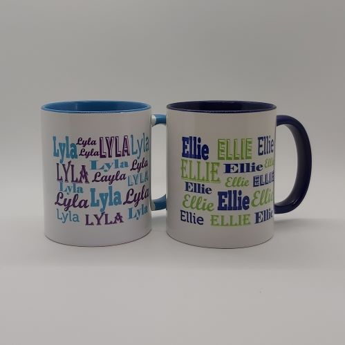 Personalised Name Mug