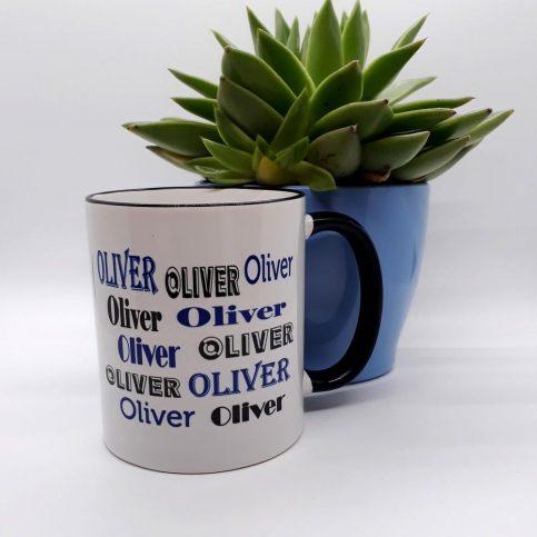 Personalised Name Mug
