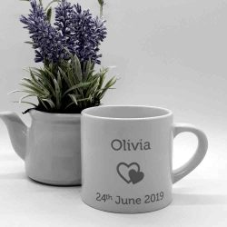 The Est. Mug Personalised Name & Date