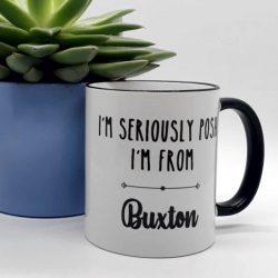 I'm Seriously Posh I'm From 'Add Any Place' Mug