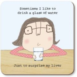 Surprise My Liver Coaster