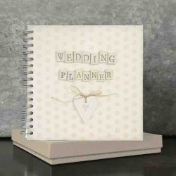 East of India Wedding Planner Pocket Book