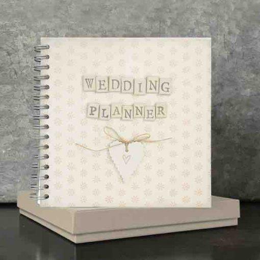 East of India Wedding Planner Pocket Book