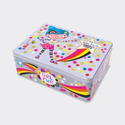 Sparkly Things Kids Storage Tin