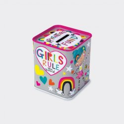 Adventure Fund Suki Starburst Money Box Back
