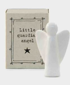 Matchbox Porcelain Angel