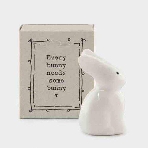 Matchbox Porcelain Bunny