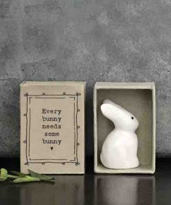 Matchbox Porcelain Bunny In Box