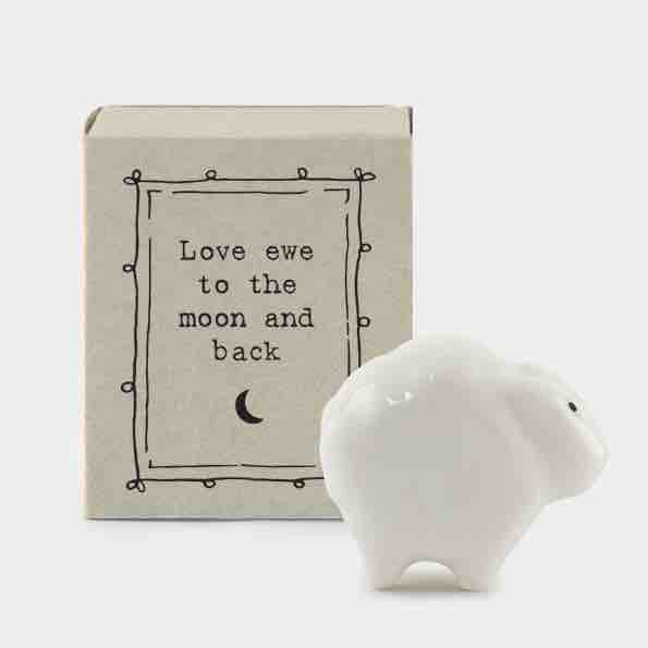Matchbox Porcelain Ewe
