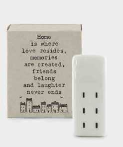 Matchbox Porcelain House Home