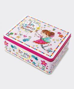 Fairy Treasure Kids Storage Tin