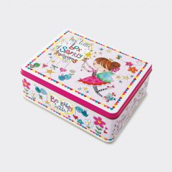 Fairy Treasure Kids Storage Tin