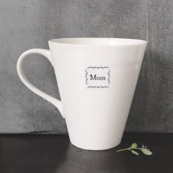 East Of India Mum Porcelain Mug