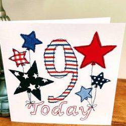 Age Birthday Cards