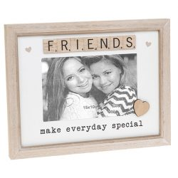 Friends Scrabble Sentiments Photo Frame