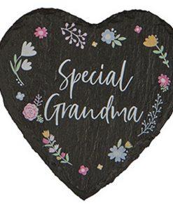 Grandma Slate Coaster