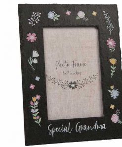 Grandma Slate Photo Frame