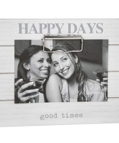 Happy Days Clipboard Photo Frame