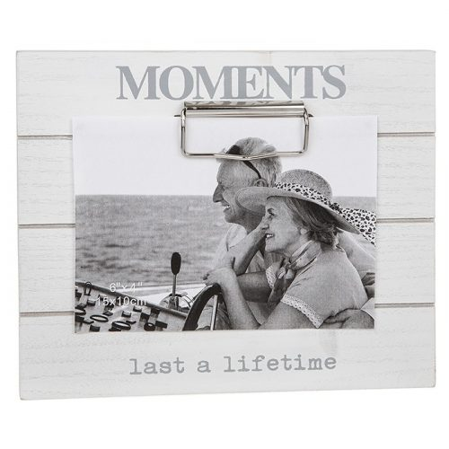 Moments Clipboard Photo Frame