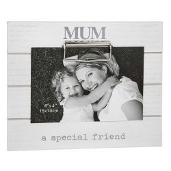 Mum Clipboard Photo Frame
