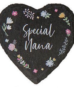 Nana Slate Coaster