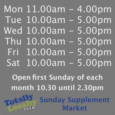 Opening Hours Feb