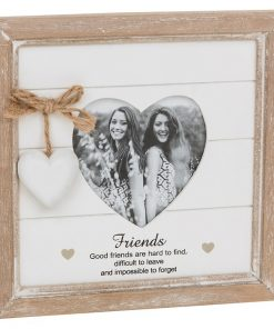 Provence Friends Heart Photo Frame