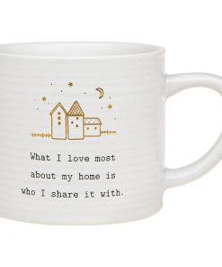 Thoughtful Words Home Mug