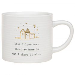 Thoughtful Words Home Mug