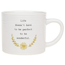 Thoughtful Words Life Mug