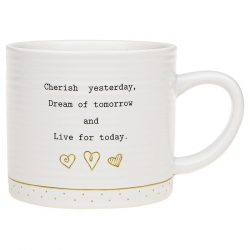Thoughtful Words Live Mug