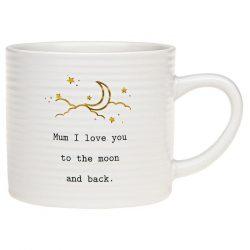 Thoughtful Words Mum Mug