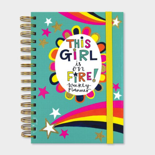 This Girl Is On Fire Organiser
