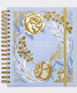 wedding-planner-floral-gold-foil-