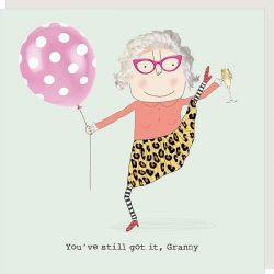 Granny Still Got It
