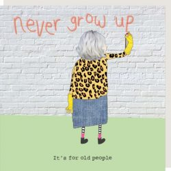 NEVER-GROW-UP